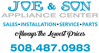 Joe & Son Appliance Logo